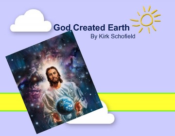 God Created Earth