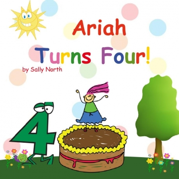 Ariah Turns Four!