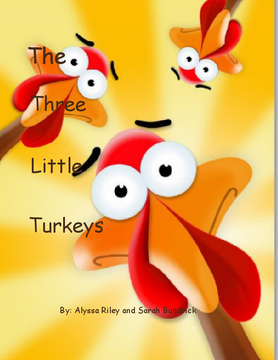 The Three Little Turkeys