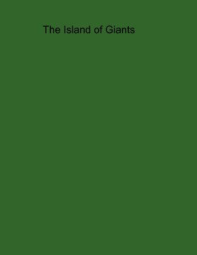 The Island of the Giants