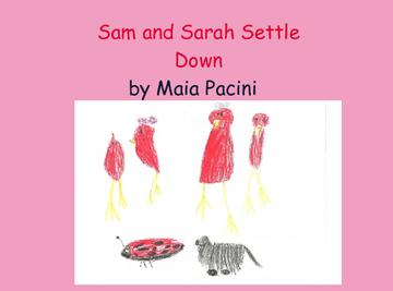Sam and Sarah Settle Down