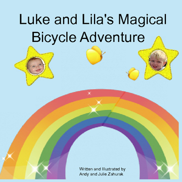 Luke and Lila's Magical Bicycle Adventure