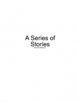A Series Of Stories