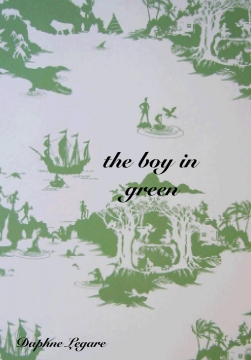 the boy in green