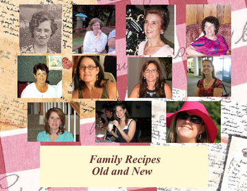 Family Recipe's Old and New