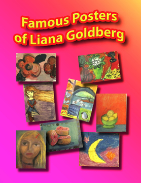 Famous Posters of Liana Goldberg