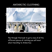 Antarctic Clothing