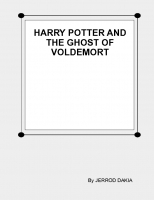HARRYPOTTER AND THE GHOST OF VOLTAMORT