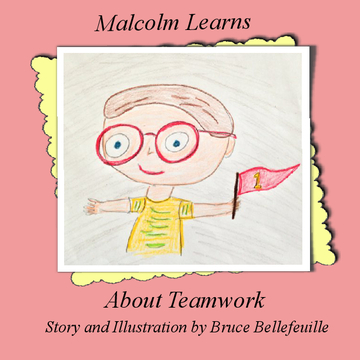 Malcolm Learns About Teamwork