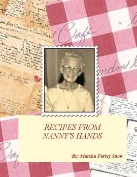 RECIPES FROM NANNY'S HANDS