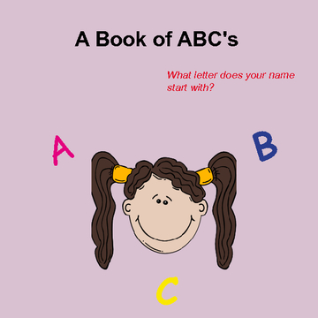 A Book of ABC's