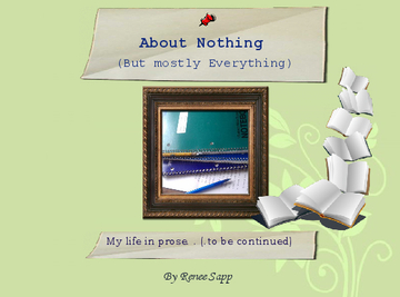 About Nothing and Everything