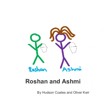 Roshan and Ashmi