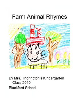 Farm Animal Rhymes