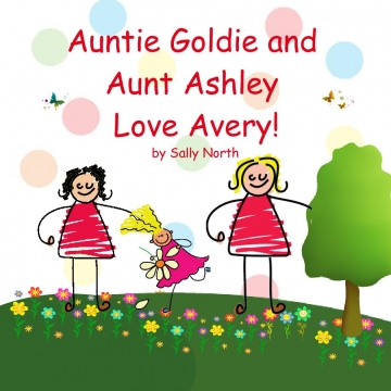 Auntie Goldie and Aunt Ashley Love Avery