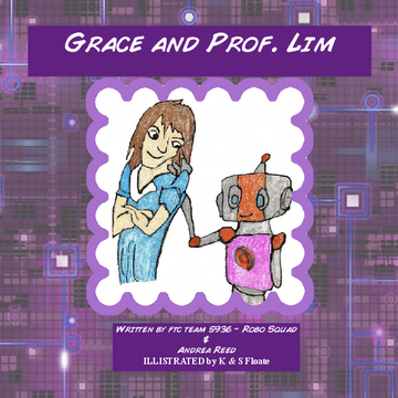 Grace and Prof. Lim