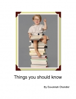 Things you should know Book