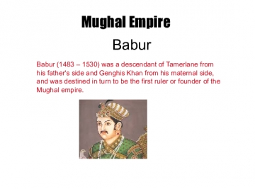 Early Mughals
