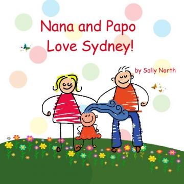 Nana and Papo love Sydney!
