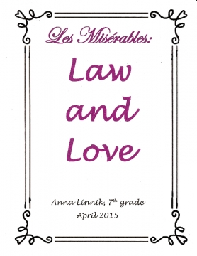 Les Misérables: Law and Love
