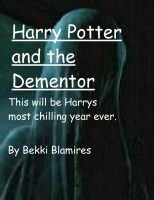 Harry Potter and the Dementor.