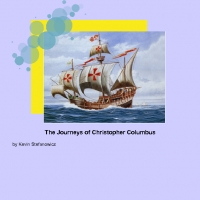 The Journeys of Christopher Columbus