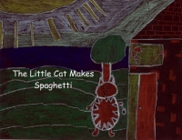 The Little Cat Makes Spaghetti