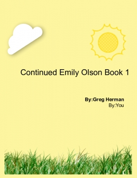 Agent T-The tale of Emily Olson Book 1