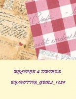 Recipes & Drinks