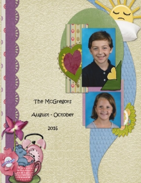 The McGregors (August 2016 - October 2016)
