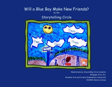 Will a Blue Boy Make New Friends?
