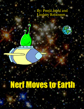 Nerf Moves to Earth