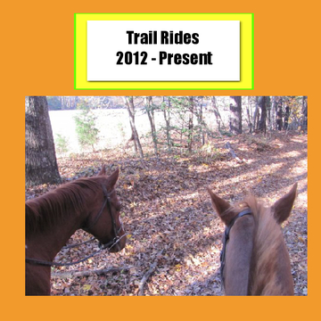 Compilation of Trail Rides