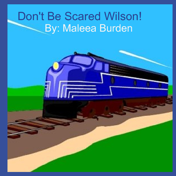 Don't Be Scared Wilson!