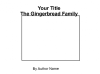 The Gingerbread Family