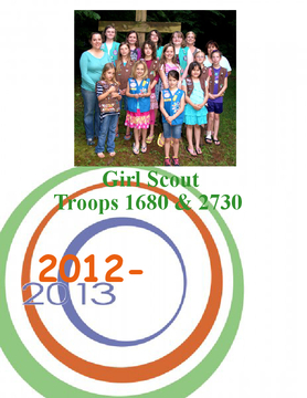 Girl Scouts 2012-2013