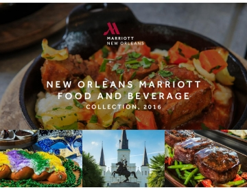 New Orleans Marriott Food and Beverage Collection