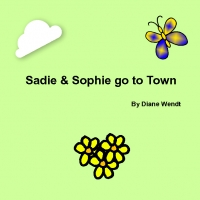 Sadie and Sophie go to Town