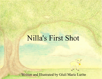 Nilla's First Shot