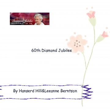 60th Diamond Jubilee