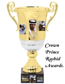Crown Prince Rashid Indoor Riding Arenas Awards.
