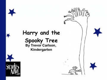 Harry and the Spooky Tree