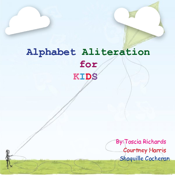 Alphabet Aliterations for KIDS