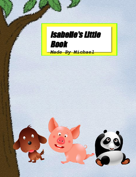 Isabelle's Little First Book Of Her
