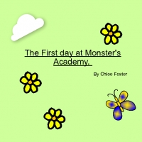 The First Day At Monster's Academy