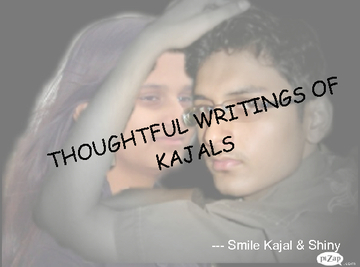 THOUGHTS OF KAJALS