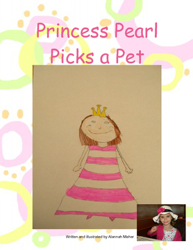 Princess Pearl Picks A Pet