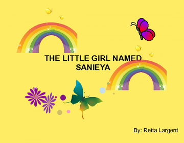THE LITTLE GIRL  NAMED SANIEYA