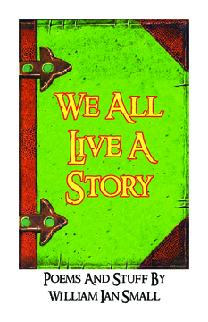 We All Live A Story: Poems And Stuff