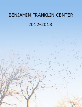 BFC YEARBOOK 2012-2013